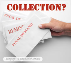 Collection Accounts and Credit Report